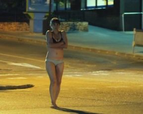 Sabine Timoteo, Vicky Krieps - Formentera (2012) Lingerie Sequence