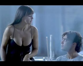 Monica Bellucci Naked Romp Episode In Manuale D'amore Flick ScandalPlanetCom