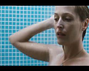 Gillian Anderson Scorching Naked & Lovemaking Pornography Flicks On EroticUpcom