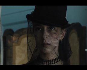 Oona Chaplin Naked Hookup Episode In Taboo TV Series