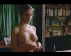Alyssa Milano Bare Vignette In The Outward Thresholds Flick Celebs Nude