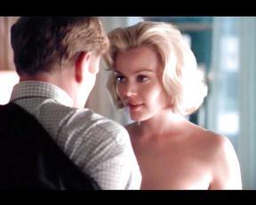 Gail O'grady Bare-Chested Pornography Movie On Scandalplanetcom