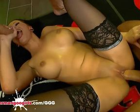 Jolee Love luvs to get oral jobs and ass fucking rear end rides - German Goo Women