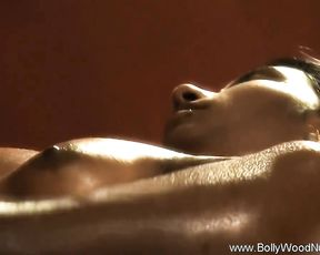 Figure Oil Elation From Bollywood