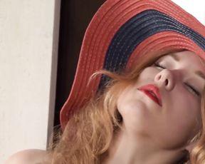 May Shelton-Hot-Strawberry