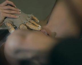 Victoria Daniels art masturbation - Scarecrow