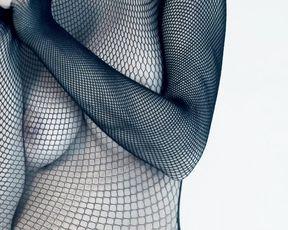 Nude Art Girl - Pantyhose and Stockings