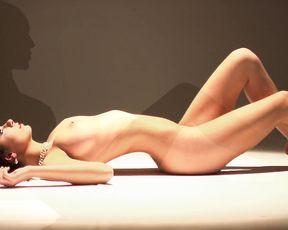 Nude Erotic Art - Jazzy Girl