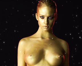Wet and Beautiful - Studio Nude Video