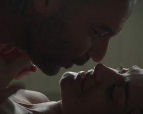 Kaelen Ohm, Moran Rosenblatt - Hit and Run - Season1, Episodes 1,2,4,7 (2021) Sexy actress and hot scenes