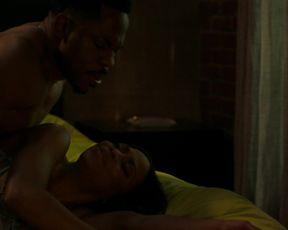 Corbin Reid nude sex, Bresha Webb naked - Run the World s01e05 (2021) TV episode