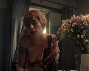 Mariya Lisovaya nude sex - Za chas do rassveta s01e10 (2021) Russian TV series