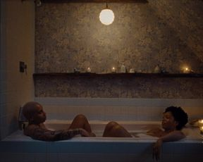 Naomi Ackie naked - Master of None s03e05 (2021) TV series