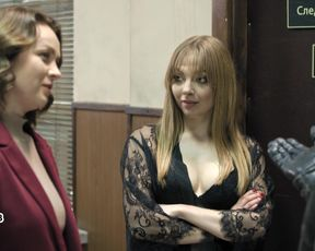 Elyzaveta Zaytseva sexy - Pes s06e01 (2021) TV show