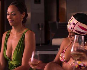 Andrea Bordeaux, Amber Stevens, Bresha Webb sexy - Run the World s01e03 (2021) TV series