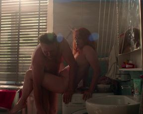 Elena Novikova nude sex scene - Ya ne shuchu s01e06 (2021) Russian TV series