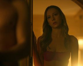 Ester Exposito hot - Elite Short Stories Carla Samuel s01e02-03 (2021) TV movie scenes