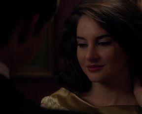 Shailene Woodley, Felicity Jones nude - The Last Letter from Your Lover (2021)