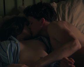 Lucie Lucas hot- Le petite femelle (2021) nude scene