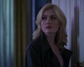 Katherine McNamara, Victoria Justice - Trust (2021) hot scenes