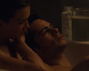 Sima Fisher, Hannah Gross nude - Flashback (2021)hot bathroom & sex scenes