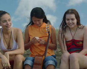 Antonia Fotaras boobs - Addio al nubilato (2021) Topless, Hot and Bikini Actresses. Outdoor Nudity Video