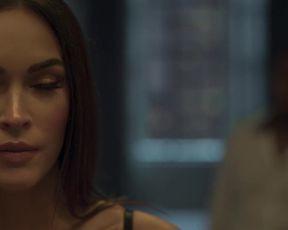 Megan Fox - Till Death (2021) thriller celebs scene