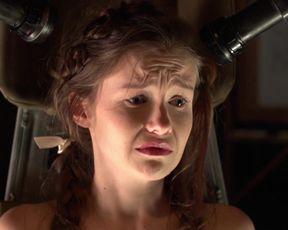 Tania Fox, Angelica Briones nude - Blade the Iron Cross (2020)