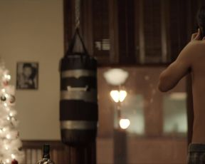 Ashley Caramagno sexy - Goodbye, Butterfly (2021) Hot scene