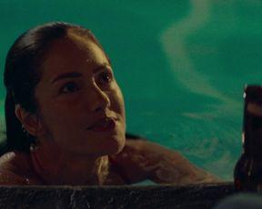 Minka Kelly, AnnaSophia Robb nude – Lansky (2021) Hot and naked actress scene