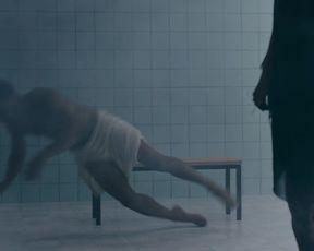 Meriem Sarolie  naked- Kandisha (2020)