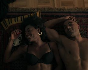 Patina Miller nude - Power Book III Raising Kanan 01e03 (2021) nude sex scenes