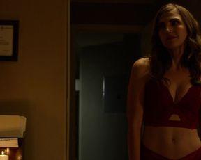 Sophie Kargman sexy – The Believer (2021) underwear scene