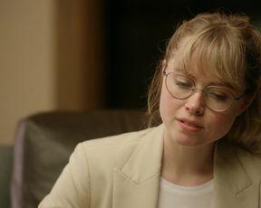 Alicia Anna Nemetz - Baumbacher Syndrome (2019) actress naked boobs