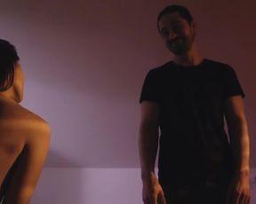 Claire Saumande naked - Ton petit je (2021) nude and masturbation movie scenes
