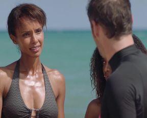 Sonia Rolland - Tropiques criminels s01 (2019) celebrity boobed scene