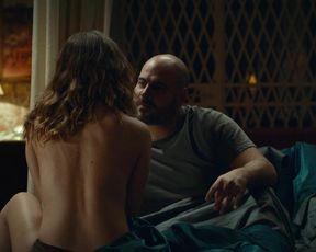 Valeria Bilello, Gaia Bavaro, Ludovica Martino naked - Security (2021) nude movie scene