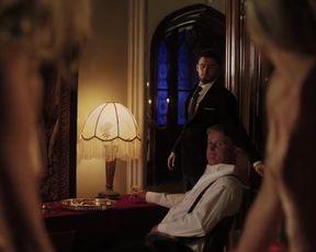 Alisa Erlikh, Elyse Saunders - Dark Web Cicada 3301 (2021) Hot Movie Scenes