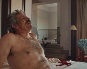 Maria de Nati, Ana Veronica Schultz, Carmen Canivell - Deudas s01e01-06 (2021) celeb booby hot scene
