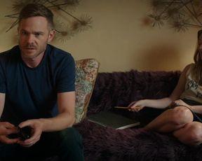 Ashley Greene sexy - Aftermath (2021) hot scene