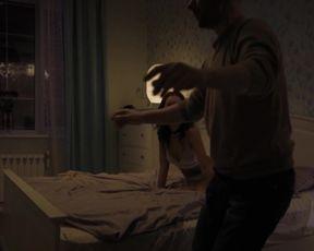 Irina Temicheva hot - Godovshchina (2021) underwear scene