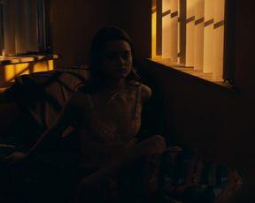 Ciara Bravo - Cherry (2021) nude sex scene