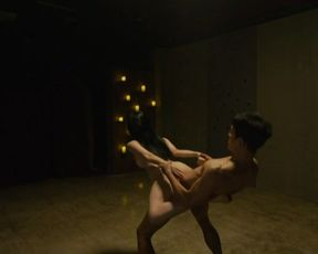 Jo Jung-min naked and sex scene - The Cursed Lesson (2020)