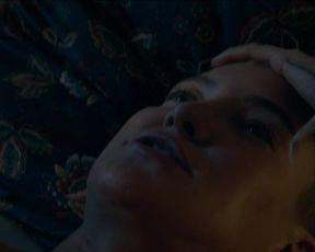 Kate Hudson sexy - Music (2021) bald head, underwear celebs scene