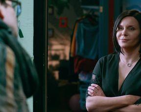 Anna Chernisheva, Isabelle Eidlen naked - Konets filma (2020)