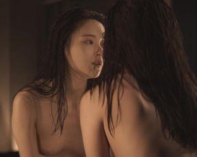 Anke Sun - The Soul (Ji hun) (2021) Topless Asian Movie Scene