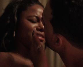Riley Keough, Taylour Paige nude  Zola (2020)-