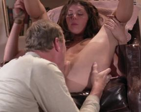 Adult Taboo TV Show - Future Darkly. Don't Panic! (Elena Koshka naked)