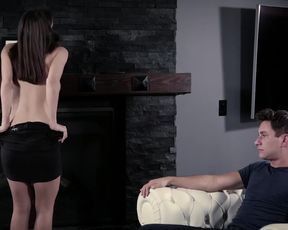 Erotic Taboo Thriller Scene - Head of the House (Lana Rhoades)