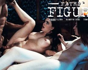 Father Figure - PureTaboo(2020)FullHD Actresses:Krissy lynn and Kamryn Jjade